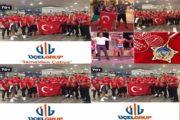 Alper Demir Kıbrıs'tan Dünya 2. Liğiyle Döndü