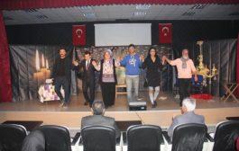 Tiyatro Balans Ekibi Beğeniyle İzlendi