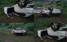 Kelkit'te Trafik Kazası ; 1 Yaralı
