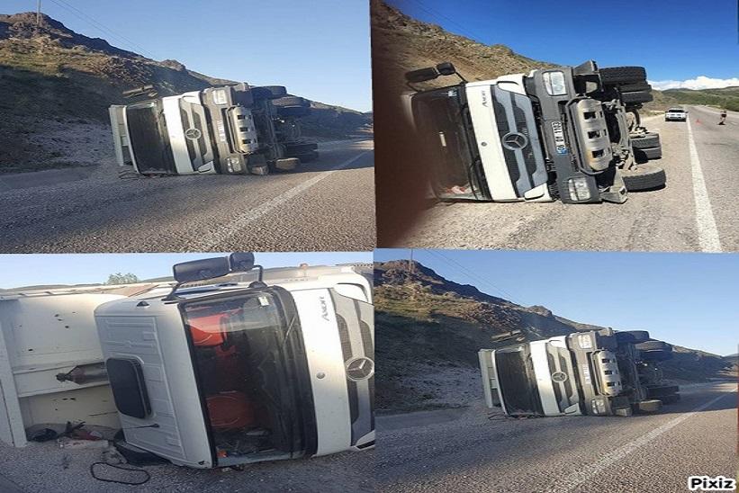 Kelkit'te Trafik Kazası