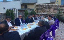 Ünlüpınar Belediyesi Tarafından İftar Programı Düzenledi