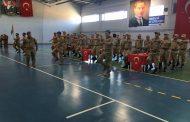 Kaymakam Yavuz Ve Beraberindekiler Kısa Dönem Askerlerimizin Yemin Törenini Gerçekleştirdik