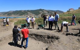 Sadak Satala Antik Kenti Kazı Çalışmaları Başladı