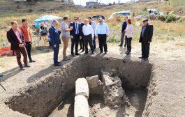 2 Bin Yıllık Roma Dönemine Ait Eserler Ortaya Çıkıyor