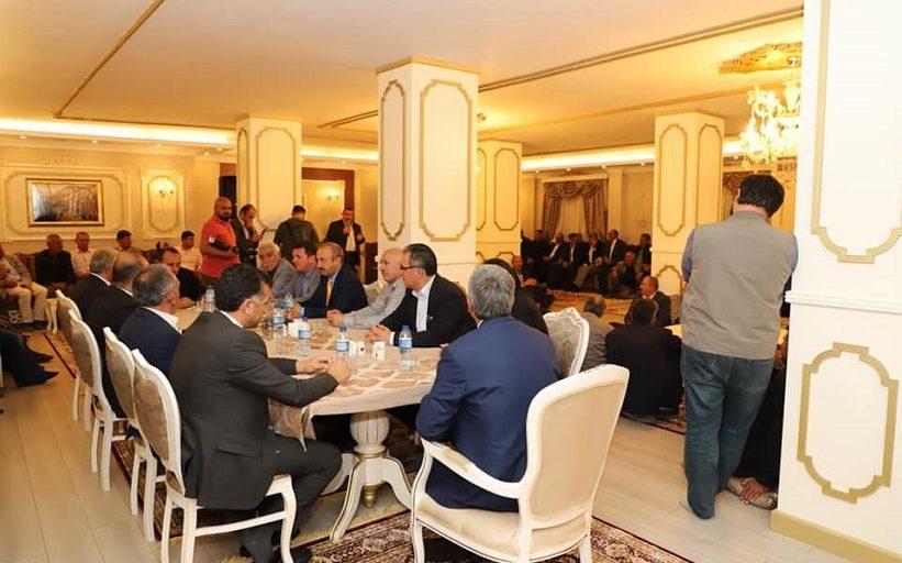 Kaymakam Aziz Onur Aydın Ve Başkan Ünal Yılmaz Muhtarlar Gününü Kutladılar.