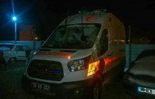 Kelkit'te Ambulans Kaza Yaptı 3 Yaralı