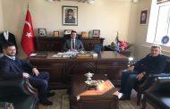 KTSO Yönetim Kurulu Başkanı Ve Beraberindekiler Ziyaretlerde Bulundular.