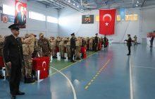 Kısa Dönem Askerlerin Yemin Töreni Gerçekleştirildi.