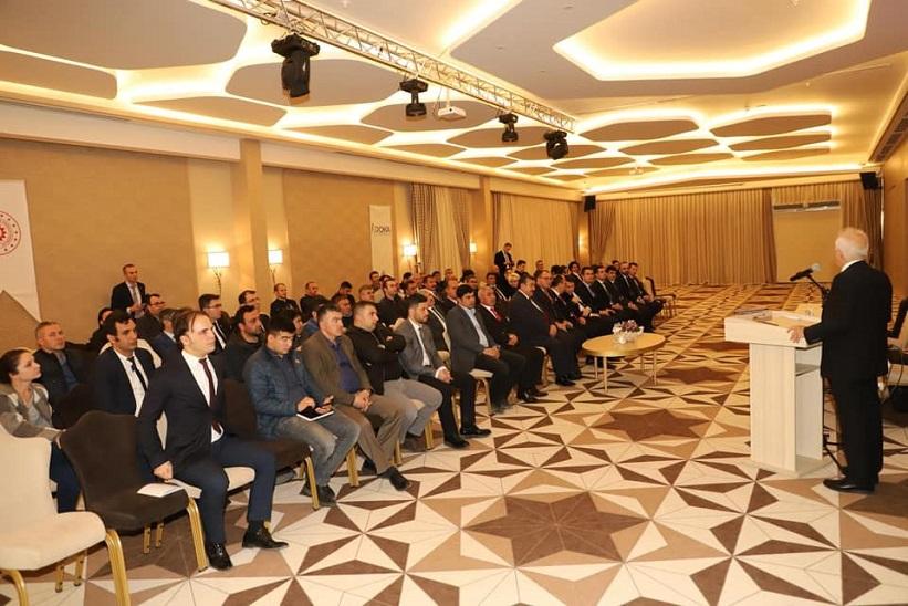KTSO Yönetim Kurulu Başkanı Ve Beraberindekiler Sunum Ve Panele Katıldılar