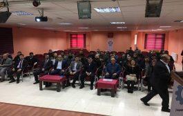 Kaymakam Aziz Onur Aydın Bilgilendirme Toplantısına Katıldı