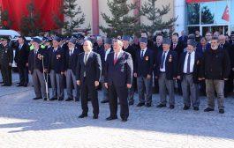 18 Mart Çanakkale Zaferinin 104. Yılı Münasebetiyle Anma Programı Düzenlendi.