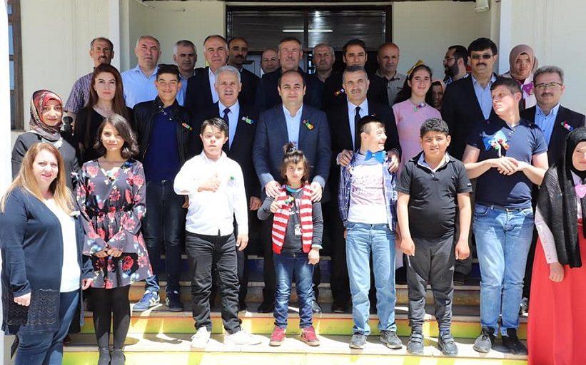 10-16 Mayıs Engelliler Haftası Programına Katıldılar