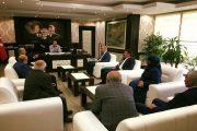 Kaymakam Aziz Onur Aydın Başkanlığında Toplantı Yapıldı
