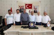 Kelkit Belediye Başkanı Aziz Nas Milletvekillerimizi Karşıladık.