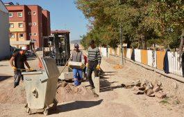 Kelkit Belediyesi Yol Çalışmalarına Devam Ediyor