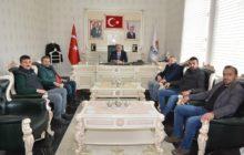Başkan Nas Ziyaretlerinden Dolayı Teşekkür Ediyorum.