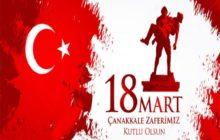 18 Mart Çanakkale Zaferi Ve Şehitleri Anma Günü.
