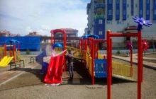 Çocuk Parklarında Kapsamlı Çalışma Başlatıldı.