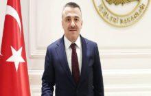 Trabzonlu Vali'nin Korona Virüs Testinin Pozitif Çıktığı Öğrenildi.