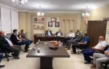Başkan Nas Olağan Yönetim Kurulu Toplantısına Katıldık.