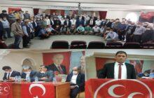 Milliyetçi Hareket Partisinin Düzenlediği Kongre'de Salon Doldu Taştı.