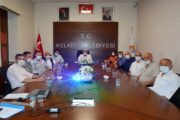 Başkan Nas Ağustos Ayı Olağan Meclis Toplantımızı Gerçekleştirdik.