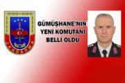 Gümüşhane İl Jandarma Komutanı Değişti.