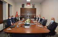 Başkan Aziz Nas Toplantımızı Gerçekleştirdik.