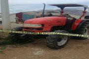 Traktör Kazası Bir Can Aldı